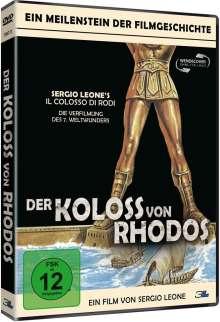 Der Koloss von Rhodos, DVD