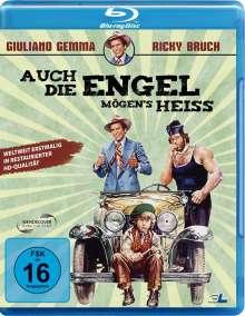 Auch die Engel mögen's heiss (Blu-ray), Blu-ray Disc