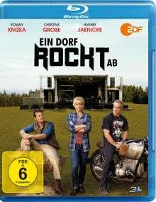 Ein Dorf rockt ab (Blu-ray), Blu-ray Disc