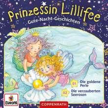 Prinzessin Lillifee Gute-Nacht-Geschichten (01), CD