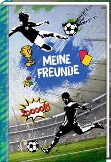 Freundebuch - Fußball - Meine Freunde, Buch
