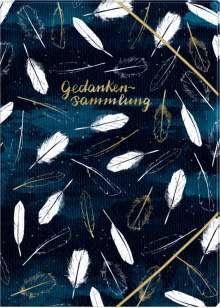 Sammelmappe - BücherLiebe - Gedankensammlung, Diverse