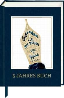 Chronik - 5 JahresBuch - BücherLiebe, Buch