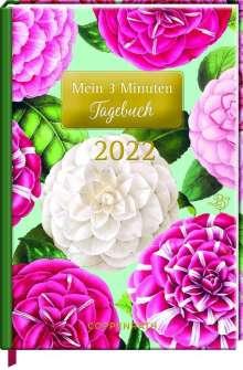 Mein 3 Minuten Tagebuch 2022 - Kamelien (Edition Barbara Behr), Buch