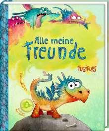 Lüftner: Freundebuch - Furzipups - Alle meine Freunde, Buch