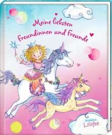 Freundebuch - Meine liebsten Freundinnen und Freunde (Prinzessin Lillifee), Buch
