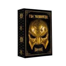 18 Karat: FSK18 Brutal (Limited Boxset), 2 CDs