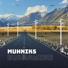 Muhniks: Sunnawind, CD