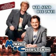 Mario & Christoph: Wir sind die Zwei, CD