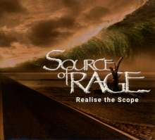 Source Of Rage: Realise The Scope, CD