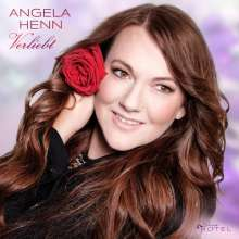 Angela Henn: Verliebt, Maxi-CD