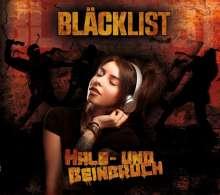 Bläcklist: Hals- und Beinbruch, CD