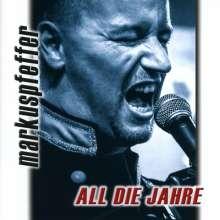 Markus Pfeffer: All Die Jahre, CD