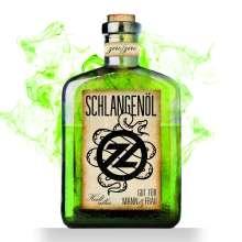 Zero/Zero: Schlangenöl, CD