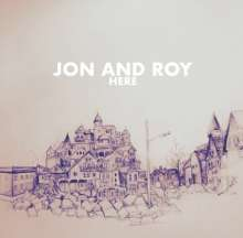 Jon And Roy: Here, CD