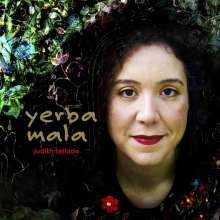 Judith Tellado: Yerba Mala, CD