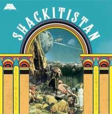 Shacke One: Shackitistan, CD