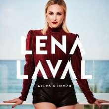 Lena Laval: Alles & immer, CD