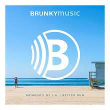 Brunky Music: Moments Of L.A., Maxi-CD