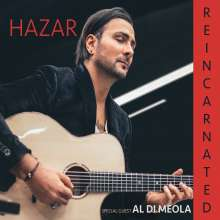 Hazar: Reincarnated, CD