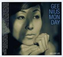 Gee Hye Lee: Geenius Monday, CD