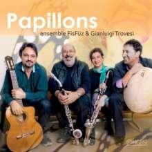 Gianluigi Trovesi (geb. 1944): Papillons, CD