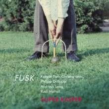 Fusk: Super Kasper, CD