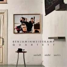 Benjamin Weidekamp (geb. 1977): Seriell, nicht seriös, CD