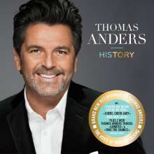 Thomas Anders: History (Deluxe Edition), CD