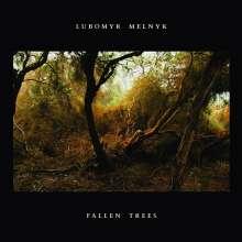 """Lubomyr Melnyk (geb. 1948): Klavierwerke """"Fallen Trees"""" (180g), LP"""