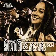 Sara Lugo & Jazzrausch Bigband: Swing Ting, CD