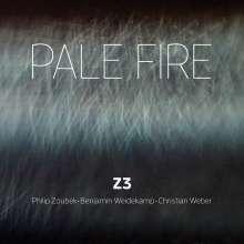 Z3: Pale Fire, CD