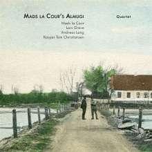 Mads La Cour (geb. 1980): Quartet, CD