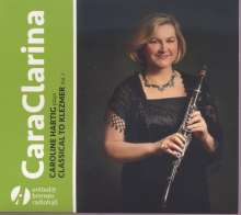 Caroline Hartig - Classical to Klezmer Vol.1, CD
