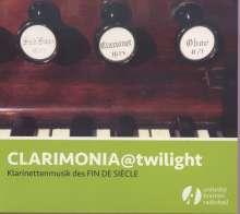 Clarimonia - @Twilight, CD