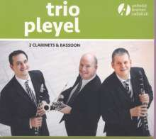Trio Pleyel, CD