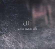 Philip Zoubek (geb. 1978): Air, CD