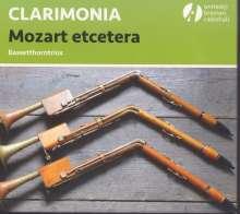 Clarimonia - Mozart etcetera, 2 CDs