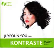 Ji-Yeoun You - Kontraste, CD