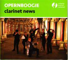 Clarinet News - Opernboogie, CD