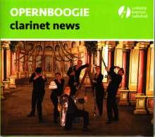 Clarinet News - Opernboogie, CD