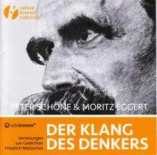 Peter Schöne & Moritz Eggert - Der Klang des Denkers, CD