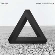 Shalosh: Rules Of Oppression, CD