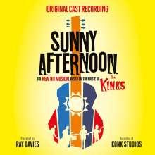 Filmmusik: Sunny Afternoon, CD