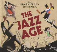 Bryan Ferry Orchestra: The Jazz Age, CD