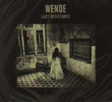 Wende: Last Resistance, CD
