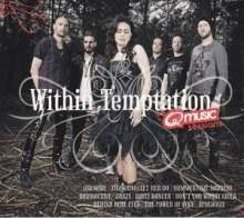 Within Temptation: The Q-Music Sessions, CD