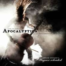 Apocalyptica: Wagner Reloaded - Live In Leipzig, 2 LPs