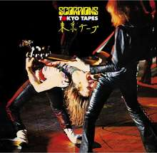 Scorpions: Tokyo Tapes - 50th Anniversary Deluxe Editions (remastered) (180g), 4 LPs