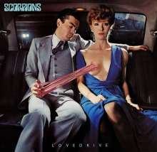 Scorpions: Lovedrive (50th Anniversary Deluxe Edition) (remastered) (180g), 2 LPs
